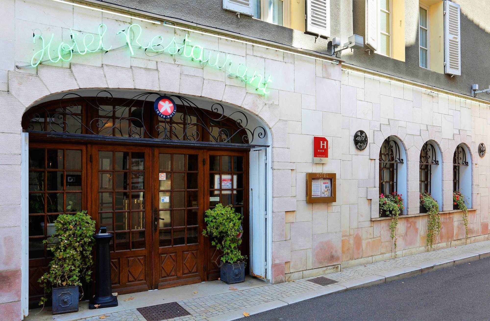 H tel restaurant paray le monial centre the originals des - Chambres d hotes paray le monial ...
